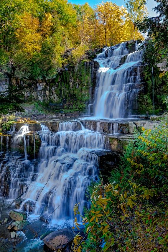 Chittenango Falls, NY