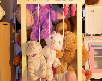 Stuffed Animal Storage Etsy