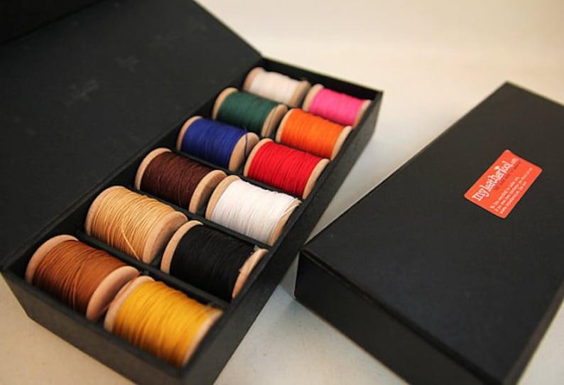 Basic Color Serafil No.10 or 20 Threads Basic Color12 ...