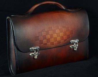 34e50446f9b9 Luxury briefcase | Etsy