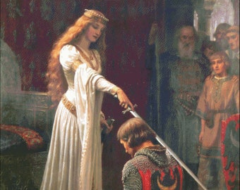 The Accolade Counted Cross Stitch Pattern