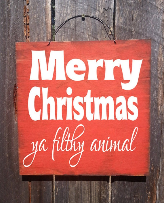Christmas decor, Christmas decoration, Home Alone Sign, Home Alone Quote, Merry Christmas sign