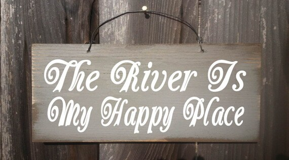 river Sign river wall decor 255 river house decoration river no place like home except the river river river decor river house