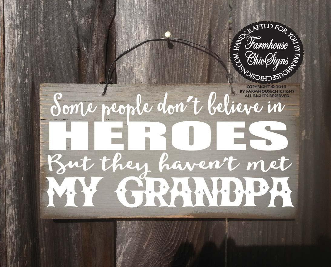 gift for grandpa, grandpa gift, grandpa sign, grandfather gift ...