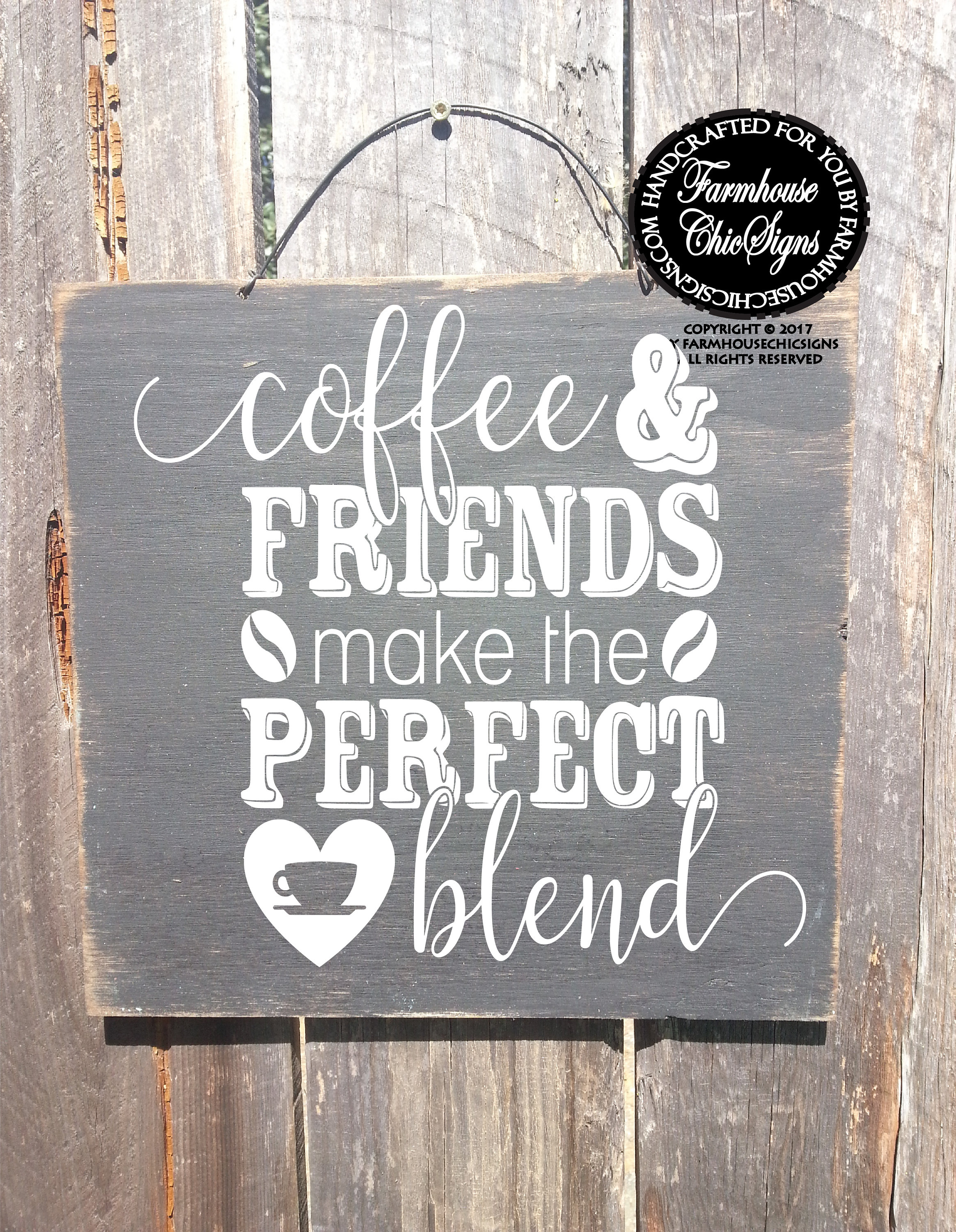 Gift For Friend Friendship Birthday Coffee Lover Best Christmas Coworker Print