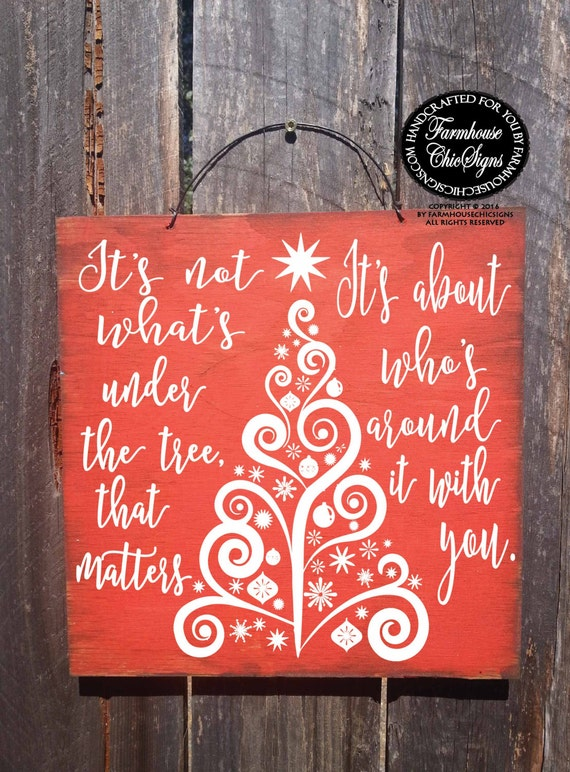 Christmas Signs Farmhousechicsigns