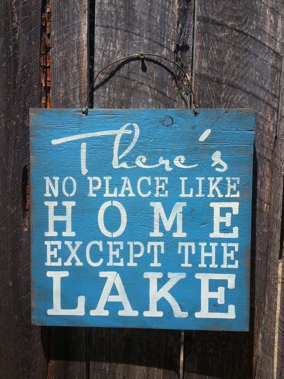Lake Sign Lake House Decor Lake House Art Cabin Sign Lake House Lake Decoration Lake House Wall Art Lake Tahoe Lake Michigan 123 93