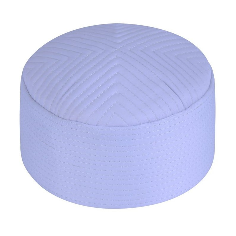 55 cm Islam Prayer Hat Topi Hat islamic skullcap Muslim  af5a3ae864