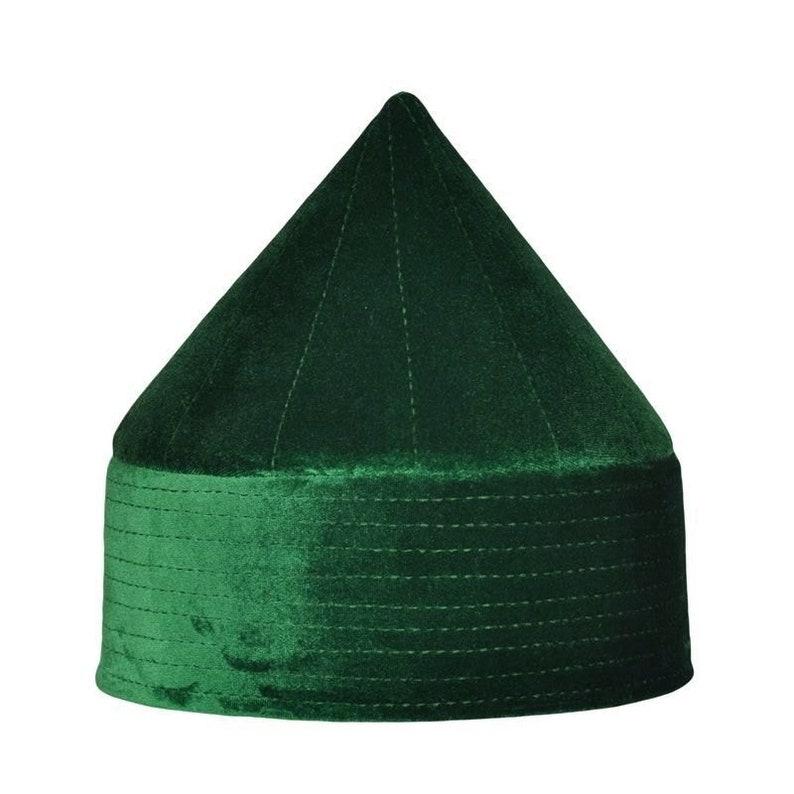 b3400650b Skull Cap taqiyyah hat, Kufi koofi kofi Topi, Green Taquiyah Men Kufi,  Crochet Kufi Muslims, Muslims Hat, Islamic gift, Cap Hat Muslim