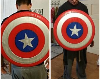 Captain Shield Etsy