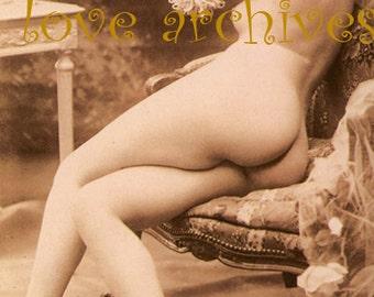 MATURE - Vintage Erotic Nude Photo (44)