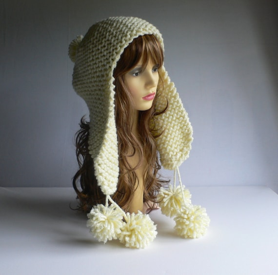 Instant Download Hat Knitting Pattern Pattern Pdf Pdf Knitting Etsy