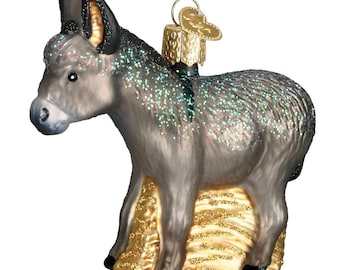 Bean Bags 6 Inches Fiesta Toys Dominic the Donkey with Sound