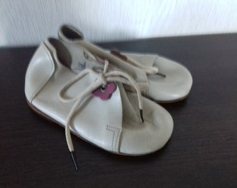 Soviet leather  childrens shoes