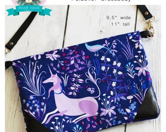 Gatsby Cross Body Clutch PDF PATTERN