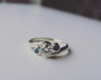 Bespoke Engagement Ring Design, Custom made Rings, Platinum, White Gold, Diamond, gemstone, Gold, Unique Engagement Rings