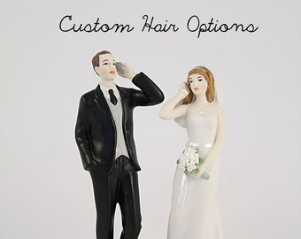 Funny wedding cake toppers | Etsy