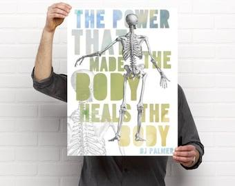 The Power Chiropractic Artwork