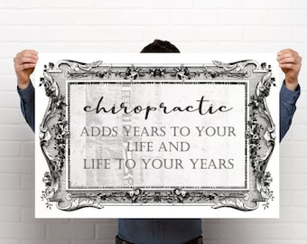 Chiropractic Adds Life and Years