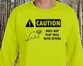 Unisex Otter Puns Fleece ...
