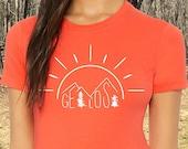 Women's Hiking Shirts...