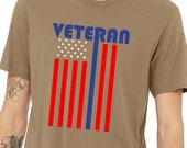 Unisex Veteran Shirt - Ve...