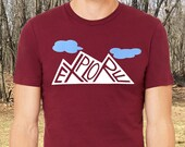 Unisex Explore Shirt - Mo...