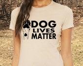 Women's Dog Lives Mat...