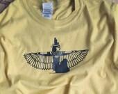 Goddess Isis Shirt - Egyp...