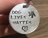 Dog Lives Matter Charm - ...