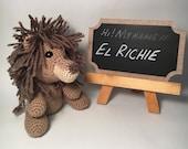 Lion Stuffed Animal - Lio...