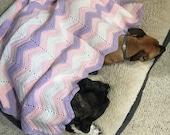 Girl Dog Blanket - Pet Ac...