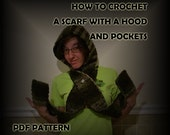 How to Crochet a Scoodie ...