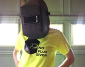 Unisex No Flux Given Weld...