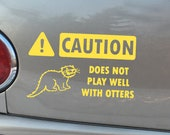 Antisocial Decal - Otter ...