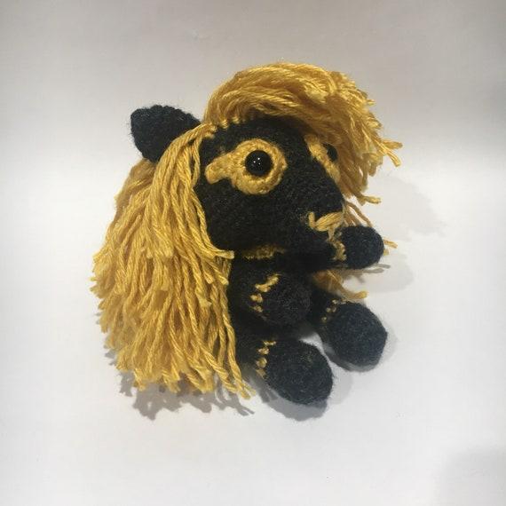 How To Crochet Amigurumi Sekhmet Crochet Lion Pattern Etsy