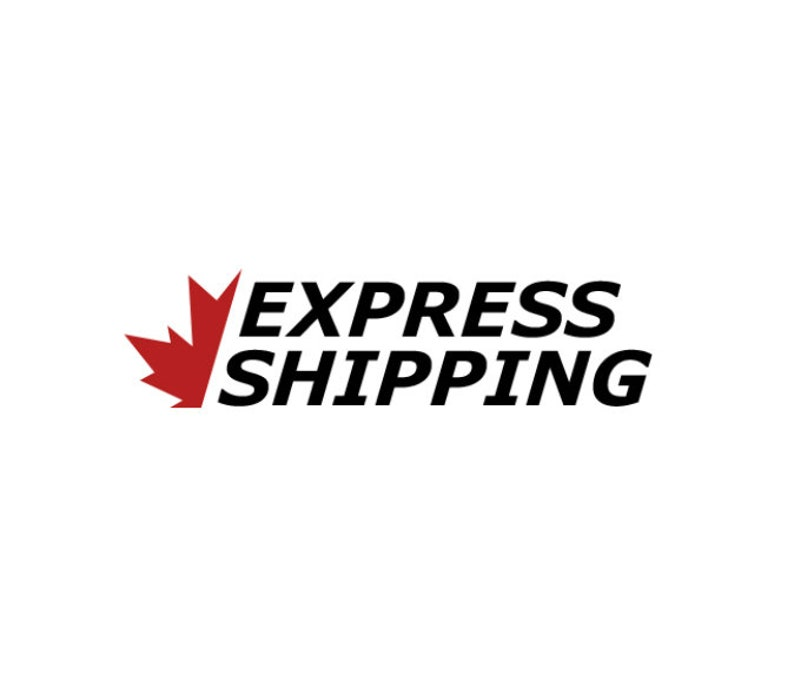 USA and CANADA Express shipping upgrade image 0