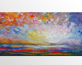 Abstract Painting, Abstract Wall Art, Canvas Art, Original Art, Contemporary Artwork, Abstract Art, Canvas Art, Living Room Art Painting