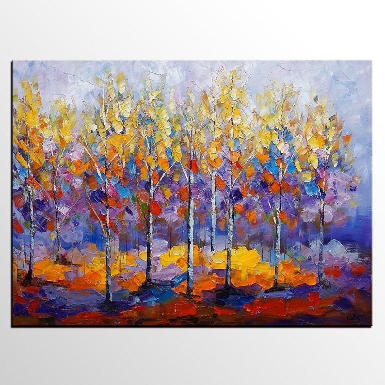 Leinwand Kunst, große Kunst, abstrakte Malerei, Ölgemälde, abstrakte Kunst,  Leinwand Gemälde, Wandkunst, Leinwand Kunst, Original-Gemälde, ...