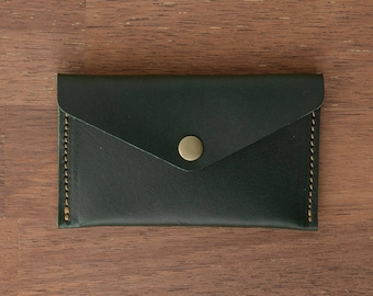 Luventmade - Name Card & Card Case, made to order, made in KOREA, Leather from Italy, Design by LUVENT,LBCC06