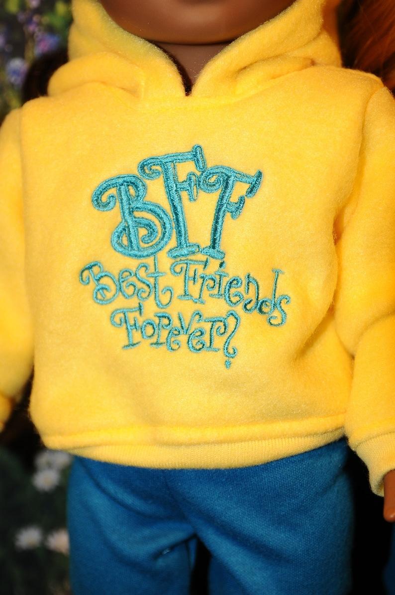 Best Friends Forever Sweatshirts