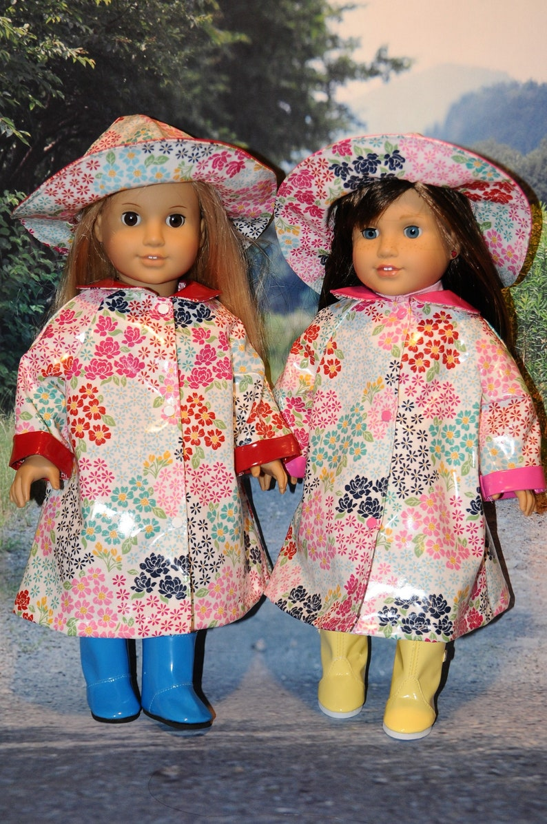 Flower Raincoat image 0
