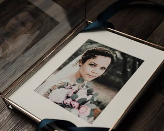 11 x 14 Glass Photo Box will hold your prints in style!  - Collections - Jewelry