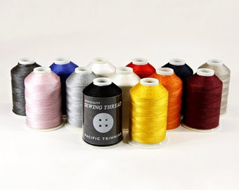 Heavy Duty Thread(Extra strength) - 34 Colors