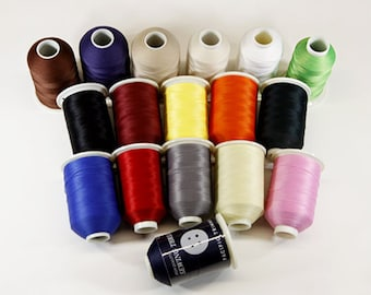 Wooly Nylon Thread - 34 Colors