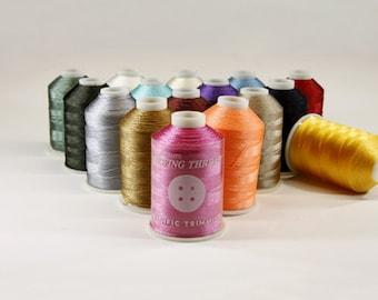 Bonded Nylon Thread - 31 Colors