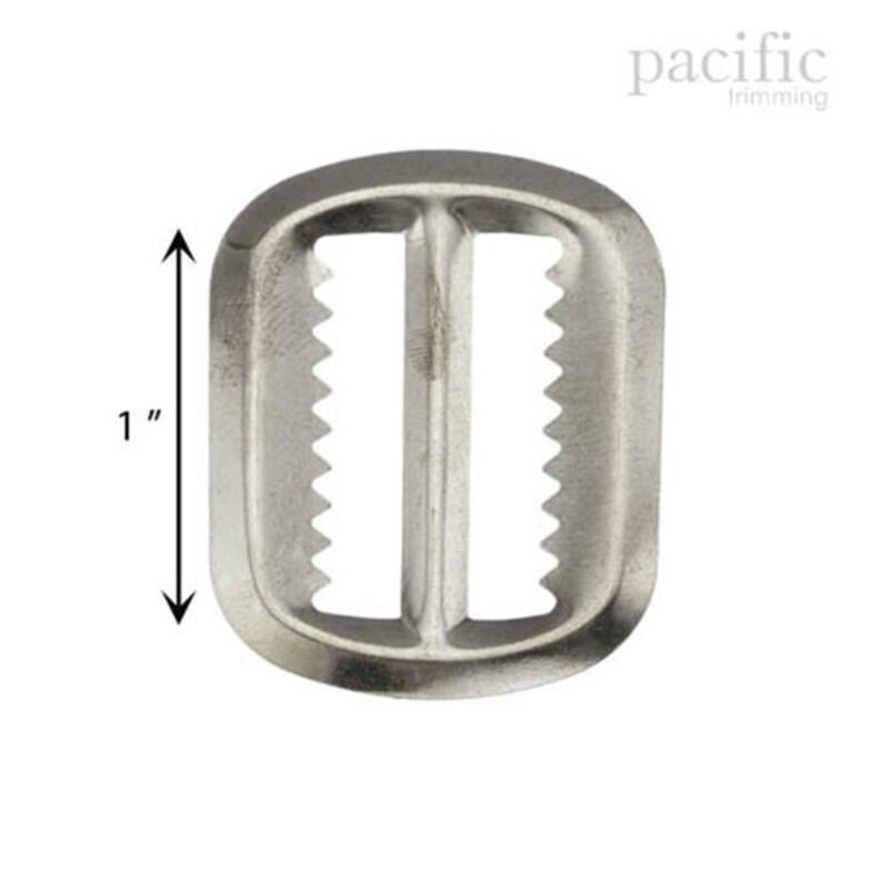 Slider Teeth Adjuster Buckle 160222