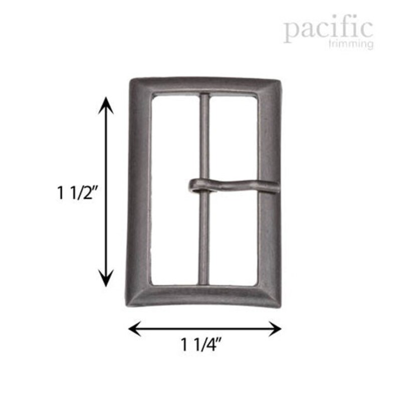 1 12 Metal Buckle 160280