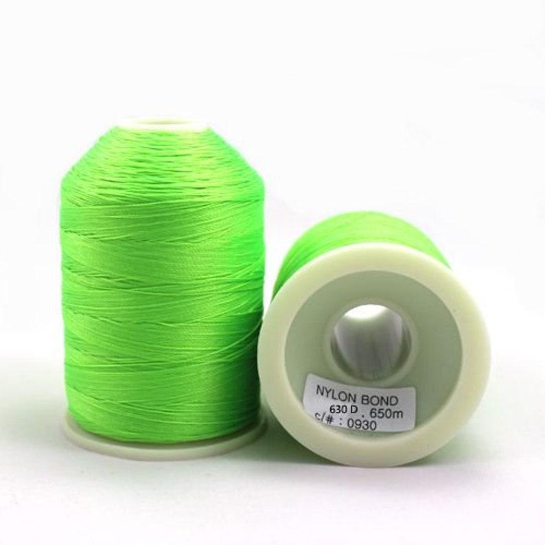 T70 Fil-Tec™ Black Bonded Nylon Thread BNT 69 16 Oz Spool 6000 Yards