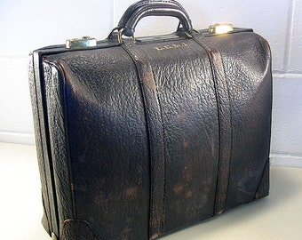 8976c18963d7 Vintage Briefcases & Attaches   Etsy